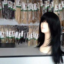 Парики из натуральных волос